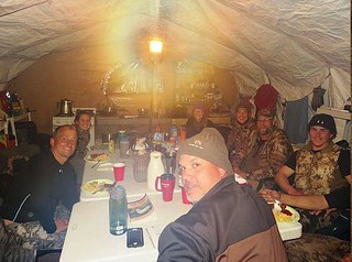 Alaska Dall Sheep Hunt & Moose Hunt 28