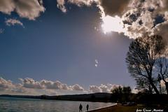 passeggiando tra la natura (oscar.martini_51) Tags: lago bolsena tramonto natura spiaggia grotte di castro