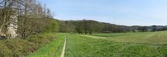 IMG_4688_4691_4693 (Bike and hiker) Tags: ourthe aisne printemps lente