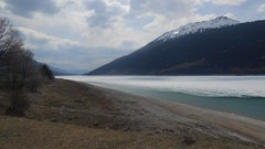 Lago di Resia  - Alto Adige / South Tyrol   -  Italia (amos.locati) Tags: lago di resia amos locati alto adige south tyrol italia italy italien lake lac ghiaccio ice gelato landscape paesaggi panorami