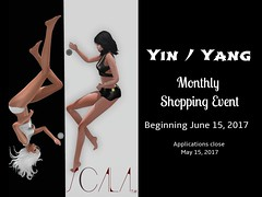 SCALA™ Yin / Yang Monthly Event (Petra L Alexander-Valerian) Tags: yinyang events monthly exclusives shopping awesomesauce designers hair tattoos skin homeandgarden shoes scala™ scala™yinyangmonthlyevent secondlife® slfashion slevents