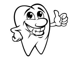 Smiling tooth (saralburak) Tags: cartoon tooth health healthy medical white smile dental mouth happy root mascot graphic dentistry treatment laugh character cleaning orthodontic grin hygiene appointment clean care isolated medicine face icon symbol human vector toothache fairy fun shiny recovery oral illustration cheerful humor teeth healthcare breath happiness bright good fresh