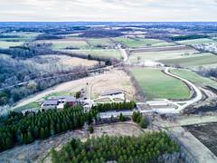 Retzer Nature Center (Sharky.pics) Tags: waukeshacounty 2017 mavic wisconsin aerialphotography waukesha djimavicpro retzernaturecenter april unitedstates us