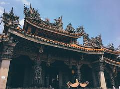 三峽祖師廟 (a4027100) Tags: 新北 新北市 台灣 tw 廟 祖師廟 vsco 三峽 taiwan taipei temple chinese