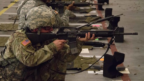 READY FOR TODAY, TRAINING FOR TOMORROW: 143D ESC FORTIFIES THE FUNDAMENTALS