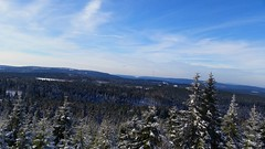 Mountains (michellemätzig) Tags: snow ice mountain landscape blue sky white europe harz germany best beautiful wow gorgeous good exciting favorite fantastic awesome forest incredible nature