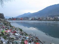 (Railroad Rat) Tags: himachal pradesh state india kasol manikaran parvati valley himalaya deep mountain river trance shiva gorge hinduism buddhism village life beas pollution problem