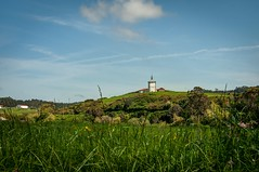 Verdicio, Asturias (ccc.39) Tags: asturias gozón verdicio iglesia torre hierba norte