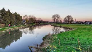 Kromme Rijn, Odijk, Netherlands - 4888
