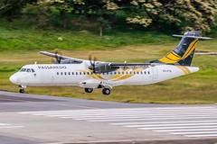 PP-PTN Passaredo Transportes Aereos ATR 72-500 (72-212A) (henriquesoares_) Tags: passaredo voe pampulha belo horizonte plu sbbh atr 72500 ppptn aeronave avião campo
