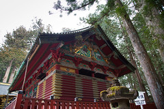 Sanjinko (Three Sacred Storehouses) (Emsquee) Tags: japan toshogutemple nikkonationalpark shinto worldheritage