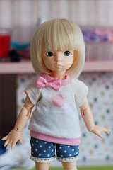 Trying something new ♥ (Lunelle♥) Tags: ltf littlefee bjd ball jointed doll ante fairyland