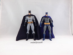 DC Icons custom cape comparison pic 2 (metaldriver89) Tags: dcicons icons dc arkham knight arkhamknight arkhamcity dccollectibles cowl batman darkknight dark custom cloth cape customcape dcuc universe classics batmanunlimited legacy unlimited actionfigure action figures toys mattel matteltoys new52 new 52 brucewayne bruce wayne acba articulatedcomicbookart articulated comic book art movie the thedarkknight thedarkknightrises dccomics batsignal bat signal gotham gothamcity actionfigures figure toyphotography toy rebirth