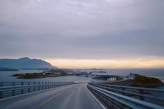 Atlanterhavsveien (HolmisticWalker) Tags: eos6d samyang35mm atlanterhavsveien atlantic road norway july sunset storseisundet bridge