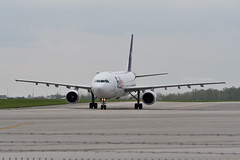 FedEx Express // Airbus A300F4-605R // N667FE (cn 771) // KLCK 4/20/17 (Micheal Wass) Tags: lck klck rickenbackerairport rickenbackerinternationalairport fx fdx fedex fedexexpress airbus a300 airbusa300 a300f4 airbusa300f4 a300f4605r airbusa300f4605r a306 n667fe airplane aerotagged aero:airline=fdx aero:man=airbus aero:model=a300 aero:series=600 aero:special=f aero:tail=n667fe aero:airport=klck