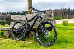 New Ride (kaufenstein) Tags: bike mountainbike conway wme 1027 650b dmr lacon vault dieseldesign schwalbe rocketrazor magicmarry