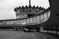 Douglas (Isle of Man) - Sea Terminal (Danielzolli) Tags: isleofman manx eileanvannin douglas sea terminal seaterminal socialistarchitecture architektur architecture inselman puerto porto hafen port luka pristan пристань лука höfn havn harbor harbour