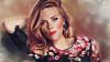 Retrato (zubillaga61) Tags: portrait painterly retrato retouch scarlettjohansson corelpainter retoque