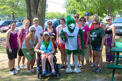UWGB Alumni Family Day at Bay Beach