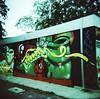 IMG_0010 (spoeka) Tags: streetart analog germany square deutschland graffiti holga lomo xpro lomography cologne slide köln dia analogue expired 120mm holgacfn mittelformat kodakektachromee200