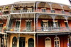 Terraces (Phil Roeder) Tags: neworleans frenchquarter canon15mmf28