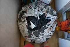 Bean bag (Roman Tsisyk) Tags: beanbag hernia  framelessfurniture
