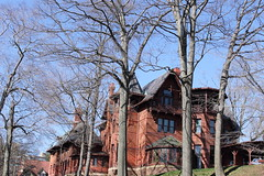 The Mark Twain house (will.r.laroche) Tags: house tree mark connecticut ct twain hartford marktwain hartfordconnecticut samuelclemens huckleberryfinn marktwainhouse
