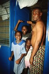 Nima Accra Ghana Family Dinner 1999 134 Children (photographer695) Tags: family dinner with 1999 ghana nima accra fouzia