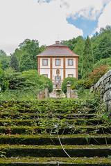 Wohnsitz der Äbtissinnen (Günter Glasauer) Tags: deutschland ruine alb albtal badenwürttemberg klosterruine frauenalb