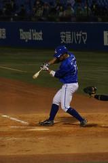 DSC06415 (shi.k) Tags: 神宮球場 横浜ベイスターズ 140516 嶺井博希 イースタンリーグ