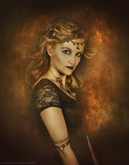 Feuer Element (Liancary) Tags: fashion fire inspired professional fantasy elements editorial zemotion liancary