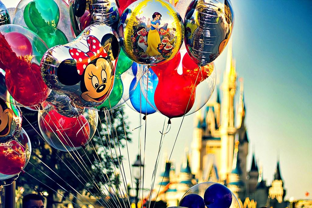 Walt Disney World - Magic Kingdom by Dr.Deer, on Flickr