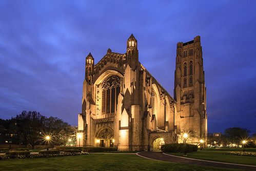 Thumbnail from Rockefeller Memorial Chapel