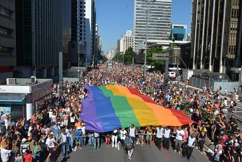 São Paulo LGBT Pride Parade 2014