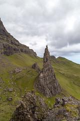 The Storr Landscape (Rudlin) Tags: old uk man canon landscape scotland spring isleofskye unitedkingdom overcast portree 6d 24105 storr