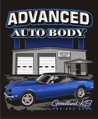 "Advanced Auto Body - Goodland, KS • <a style=""font-size:0.8em;"" href=""http://www.flickr.com/photos/39998102@N07/14142139839/"" target=""_blank"">View on Flickr</a>"
