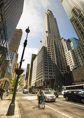 The Chrysler Building (fantommst) Tags: street nyc usa ny newyork building skyscraper us tall chrysler lisaridings fantommst