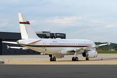 A319.A40-AJ (Airliners) Tags: iad airbus government oman acj a319 319 airbus319 51214 a319acj airbuscorporatejet omanroyalflight a40aj