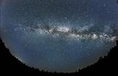 Walimex 8mm MIlkyway (BenjaminHerbst) Tags: night canon germany stars landscape bavaria crop 8mm walimex milkyway 6d