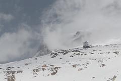 (*SM) Tags: snow mountains demo switzerland outdoor hut monterosa wallis valais heliskiing backcountryskiing gornergletscher mountainwilderness alpinecabin monterosahuttesac