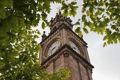 Albert Clock Face (avalard) Tags: landmark belfast northernireland iconic britishfilm victorianarchitecture countyantrim oddmanout albertclock albertmemorialclock