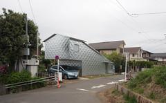 ZINC HOUSE: Terunobu Fujimori, Tokyo, Apr. 2014 (wakiiii) Tags: