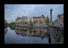 Örebro - en kväll i maj