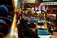 Big Bus Night :: HK (w_oll_e) Tags: china kowloon honkkong bigbus