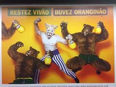Brazil craze in Paris (jmvnoos in Paris) Tags: paris france ads underground subway advertising pub mtro ad explore pubs publicit orangina brsil iphone publicits advertisings explored seeninexplore iphone5 jmvnoos