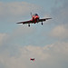 RAF Red Arrows Biggin Hill 2014 Reds 2 amp 4