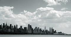 Up to the Clouds (dennoit) Tags: newyorkcity newyork building skyline skyscraper cityscape manhattan worldtradecenter hudsonriver freedomtower
