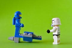 BUT SPACESHIP! (Lost Star) Tags: lego benny spaceship minifigures spaceshipspaceshipspaceship