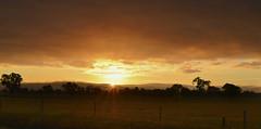 Awakening 2 (bridgetcam79) Tags: light orange sun clouds sunrise nikon australia victoria rays winer d610