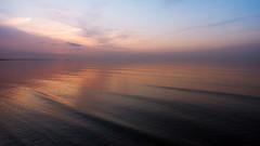 Jurmala (©Andrey) Tags: sunset sea summer sky water clouds seaside aqua закат jurmala лето вечер юрмала ilobsterit